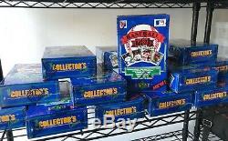 Monnaie 1989 Upper Deck Baseball Low # Foil Wax Box Bbce Fasc De A Sealed Case