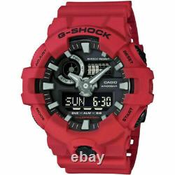 Montre Authentique Homme Ga700-4a G-shock Casio Shock & Water Resist Led Ana-digi