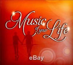 Musique De Votre Temps De Vie 10 CD Box Vie 150 Clics Scellé Authentique Made Us Sealed