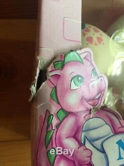 My Little Pony G1 Megan & Sundance Vintage 1985 Nouveau Package Box Authentique Rare