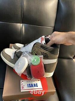 Nike Air Jordan 1 Travis Scott High Size 10.5 Flambant Neuf Dans La Boîte 100% Authentique