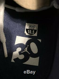 Nike Air Jordan Retro 11 Low Georgetown Taille 10.5 Ds Nouveau 100% Authentique Avec Boîte