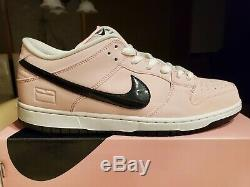 Nike Dunk Low Elite Sb Rose Box Authentique Withreceipt 601 Taille 12 833 474