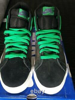 Nike Sb Blazer Creature Taille 11 Flambant Neuf Avec Boîte Bleue Og, 100% Authentique
