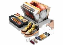 Nike Sb Dunk High Concepts Turdunken (special Box) Taille 7.5 Tout Nouveau Authentique