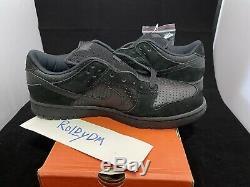 Nike Sb Dunk Low Gino II Taille 10 Ds Nouveau En Box 2002 100% Authentique