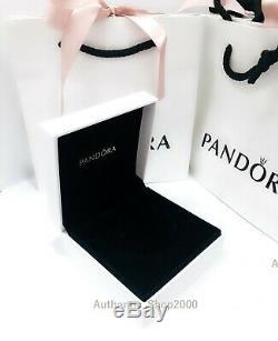 Nouveau 100% Authentique Pandora Reflexions 925 Mesh Collier Ras Du Cou 398252