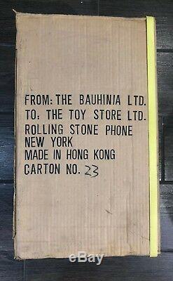 Nouveau Dans La Boîte! Authentic New Old Stock 1984 Musidor Rolling Stones Langue Téléphone