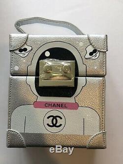 Nouveau Dans La Boîte Limited Edition Vip Chanel Sac Robot Garanti Authentique