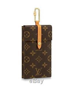Nouvelle Authentique Louis Vuitton Virgil Abloh M68523 Box Phone Case Iphone X, 11 Max