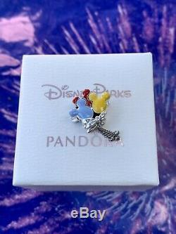 Nouvelle Authentique Pandora Disney Parcs 2020 Mickey Balloons Charm Withbox! # 798883c01
