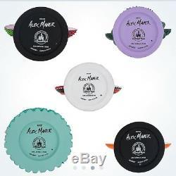 Oreille Alice Au Pays Des Merveilles Mickey Hat Ornement Coffret 5 Nouveau Authentique Disney