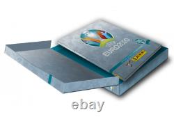 Uefa Euro 2020 Pearl Edition Collectors Box Hard Cover Swiss Edition