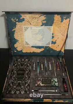 Urban Decay Game Of Thrones Vault Authentic Limited Edition! Nib Nouveau Dans La Boîte