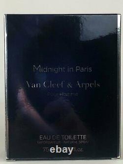 Van Cleef & Arpels Midnight In Paris Nouveauté En Boîte Livraison Rapide