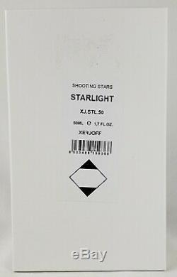 Xerjoff Starlight 50 ML / Oz Authentique Nouveau 1.7fl Scellé Dans L'encadré Livraison Rapide